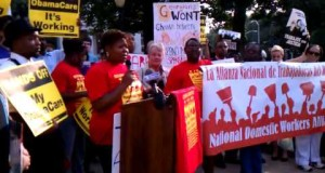 """Healthcare For All"" – National Domestic Workers Alliance"