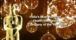 India's Most Admired Health Insurance Company of the Year 2014