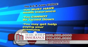Marc Jessup Affordable Care Act Commercial