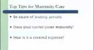 Maternal Medical insurance Coverage – Ways to Get Inexpensive Maternity Medical insurance Today