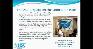 Not So Affordable Healthcare: The Impact of ACA Insurance Mandates on Providers