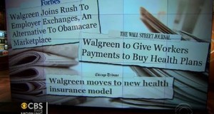 Walgreens to shift workers' health care to private plans