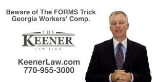 What Everyone Ought To Know Before You Sign The Insurance Adjuster's Forms   GA Workers' Comp
